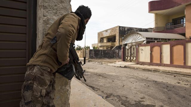 Iraaks leger start nieuwe aanval ten zuidoosten van Mosul