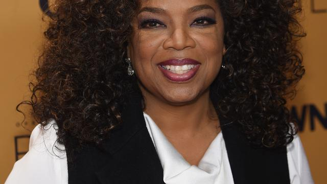 Oprah Winfrey spreekt bekende actrices over Time's Up