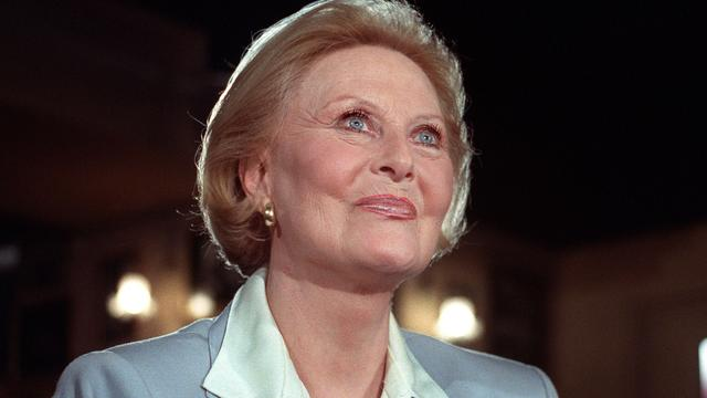 Franse actrice Michele Morgan (96) overleden
