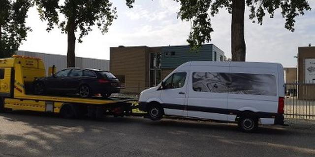Verdachte aangehouden na vondst hennepkwekerij in Etten-Leur