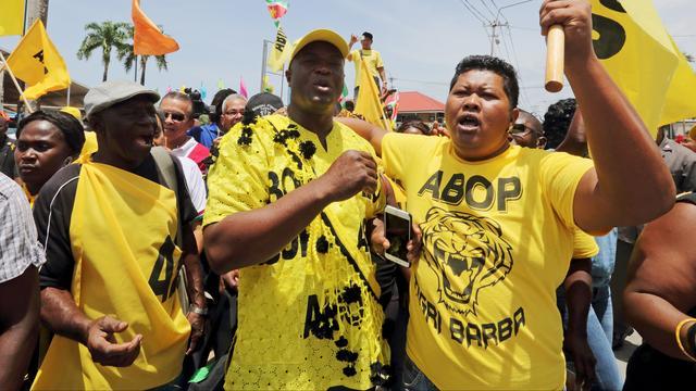 'Suriname krijgt opnieuw regering met crimineel verleden'