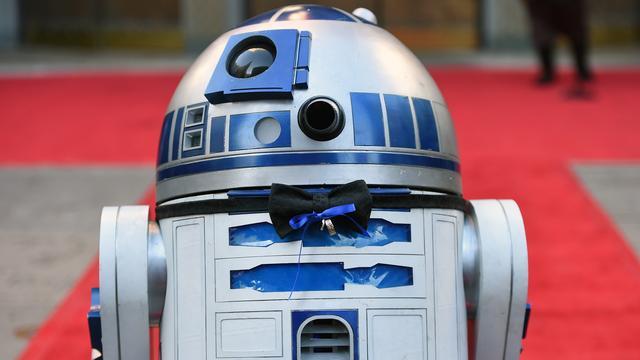 Bouwer Star Wars-personage R2-D2 overleden