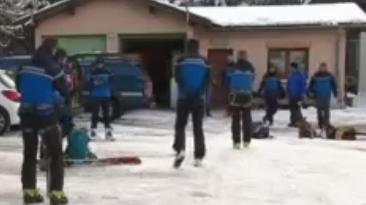 Reddingsdiensten zoeken laatste vermiste Nederlander in Franse Alpen