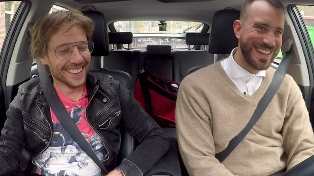 In de auto met Giel: Over beschonken rijden en gedoe bij 3FM