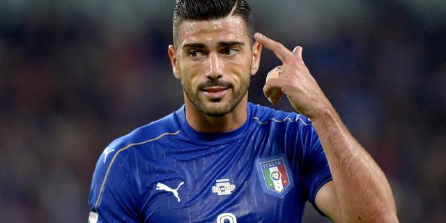 Italiaanse bondscoach vindt gedrag Pellè bij wissel niet gepast