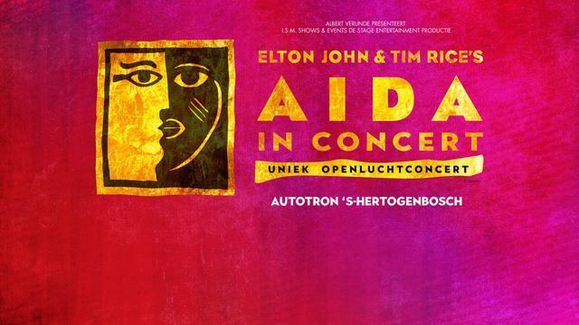 Ontvang elke tweede kaart voor de halve prijs voor Aida in Concert