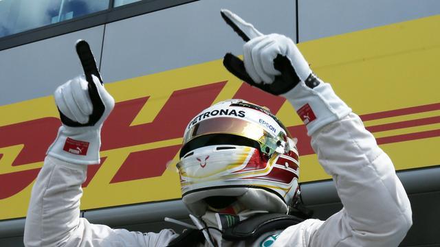 Alles over de GP Amerika: 'Hamilton wordt dit weekeinde wereldkampioen'