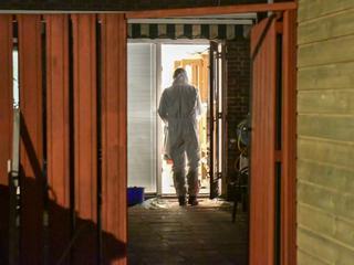 Man 'onder verdachte omstandigheden' overleden