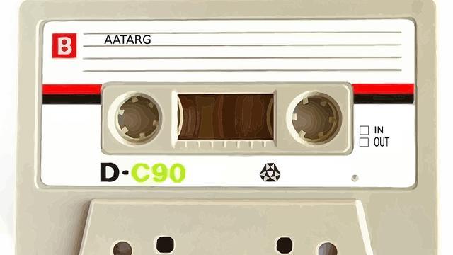 Verkoop cassettebandjes in vijf jaar tijd vervijfvoudigd