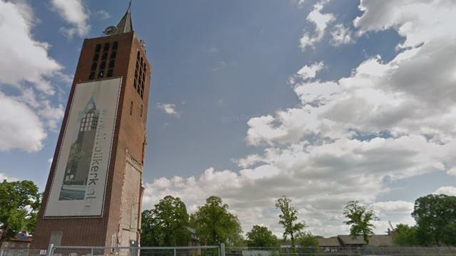 Sloop Tivolitoren in stadsdeel Stratum begonnen