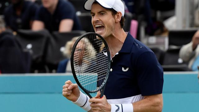 Pijnvrije Murray gaat op Wimbledon dubbelen met Fransman Herbert