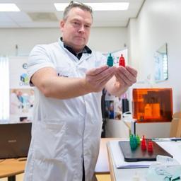 Tilburgs ziekenhuis haalt ventielen voor zuurstofmaskers uit 3D-printer