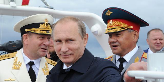 Russen beschieten IS vanaf onderzeeër