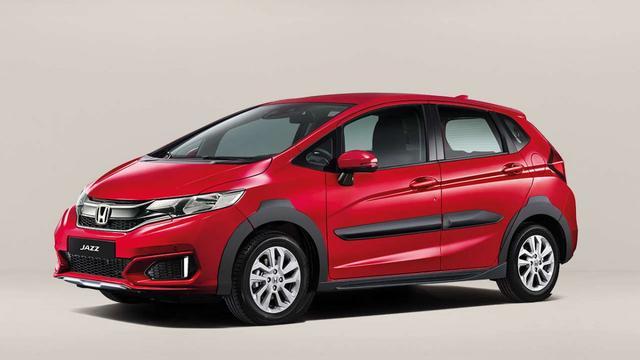 Honda haalt Jazz X-Road naar Nederland