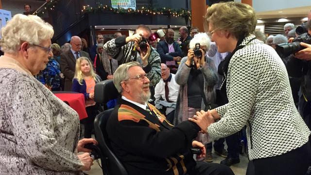 Koninklijke onderscheiding voor Jan Broos