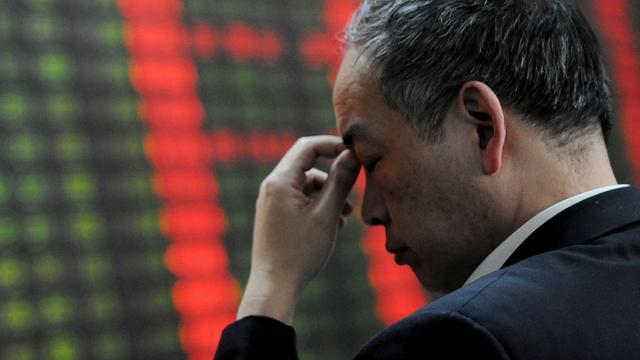 Als China niest, voelen beurzen dat wereldwijd