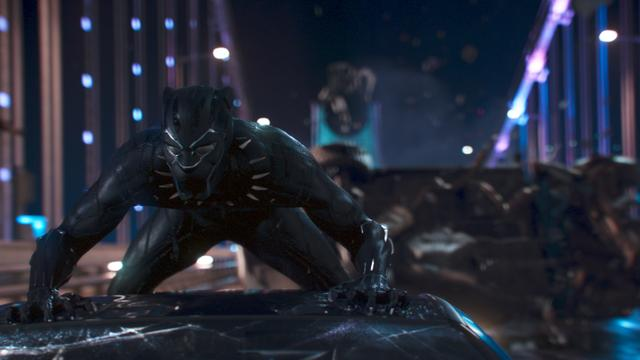 Black Panther heeft meeste nominaties MTV Movie Award