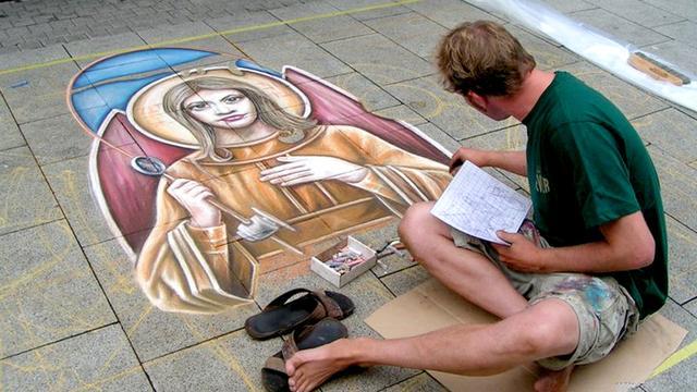 3D-tekening tegen zwerfvuil op het Brabantplein