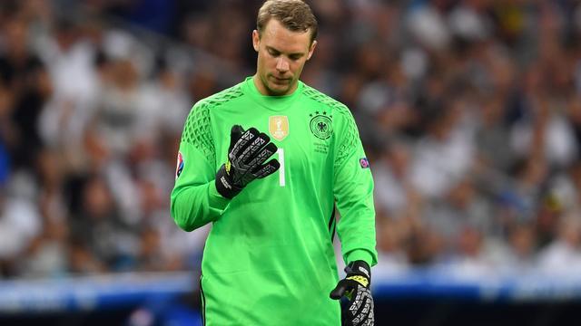 Duitsland moet ook Neuer en Brandt missen tegen San Marino en Italië