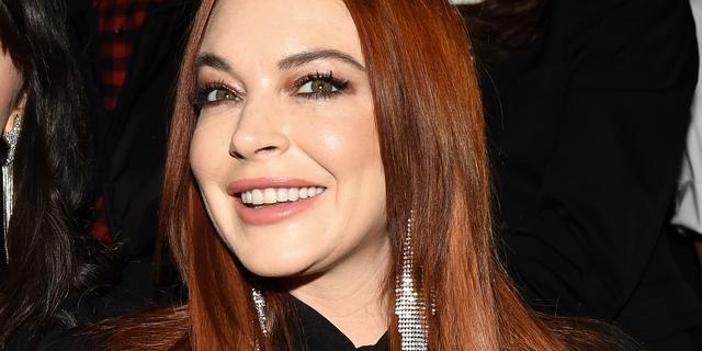 Lindsay Lohan brengt elf jaar na laatste single nieuw nummer uit