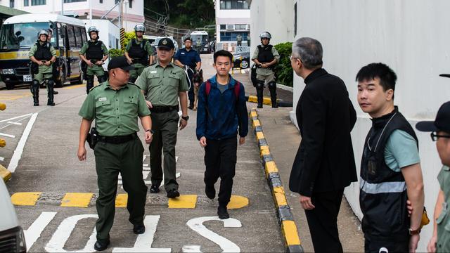 Hongkonger vrijgelaten wiens moordzaak tot omstreden wet leidde