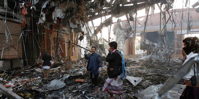 VN wil onderzoek naar luchtaanvallen Jemen