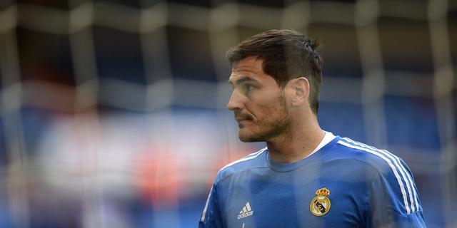 Real Madrid bevestigt vertrek Casillas naar FC Porto