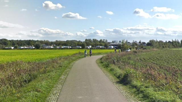Persoon gewond na verkeersongeval Zuiverseweg Domburg