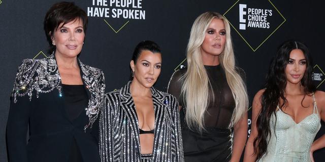 Kardashians delen Rolex-horloges uit aan crew na laatste aflevering