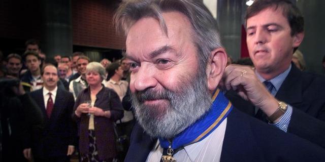 Nobelprijswinnaar en natuurkundige Martinus Veltman (89) overleden