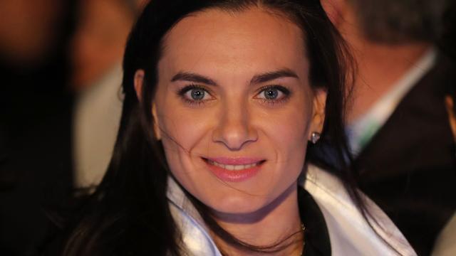 Antidopingbureau WADA verrast door benoeming Isinbayeva