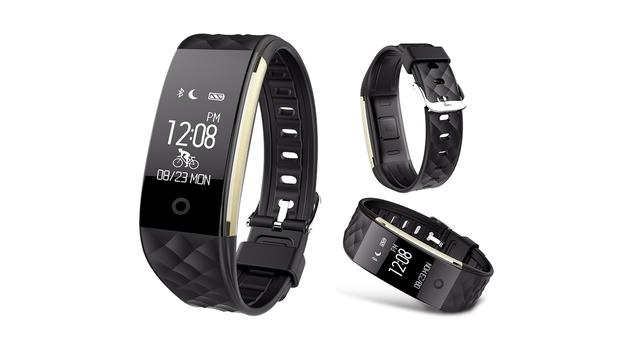 Parya Activity Tracker van 79 euro voor 32,95 euro