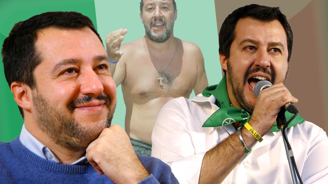 Crisis in Italië: Wie is Matteo Salvini, de 'schrik van Brussel'?