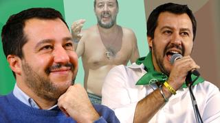 Crisis in Italië: Wie is Matteo Salvini, de 'schrik van Brussel'?