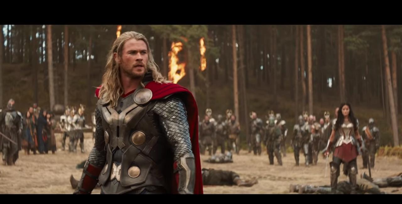 Bekijk de trailer van Thor: The Dark World