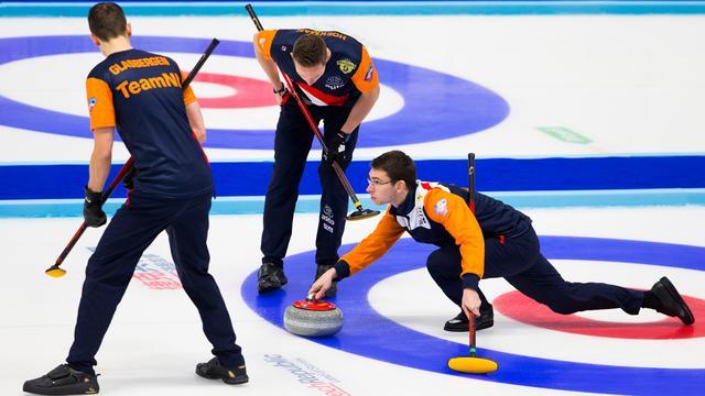 Curlingploeg plaatst zich voor derde keer op rij voor WK