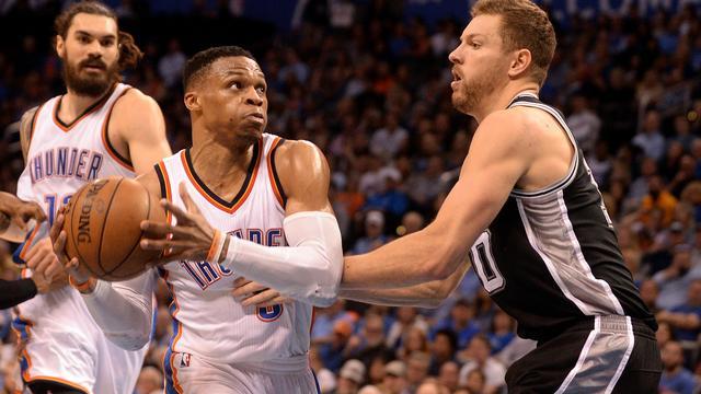 Westbrook heeft nog twee 'triple-doubles' nodig voor stokoud NBA-record