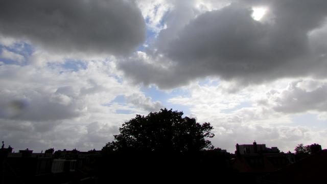 Schade en hinder door storm in Groningen beperkt