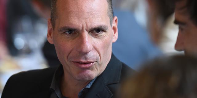 'Franse eurocommissaris voorkwam vechtpartij Varoufakis en Dijsselbloem'