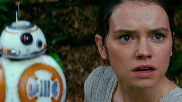 Daisy Ridley verwachtte niet dat ze rol in Star Wars zou krijgen