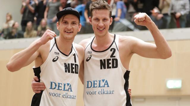 Jasper Bouter en Christiaan Varenhorst