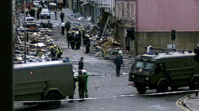 Aanklacht tegen verdachte bomaanslag Ierland in 1998 komt te vervallen