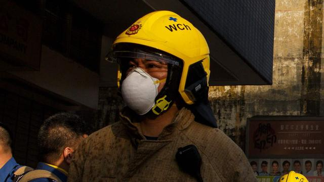 Achttien doden door brand in Chinese massagesalon