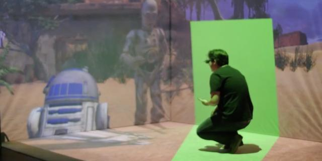 Star Wars special effects-maker komt met virtual reality-beleving