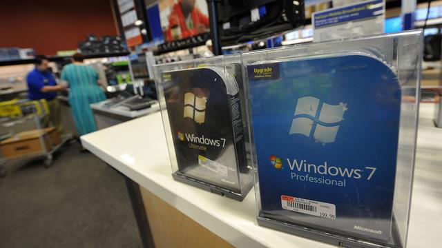 Microsoft raadt Windows 7-gebruikers aan nu al over te stappen