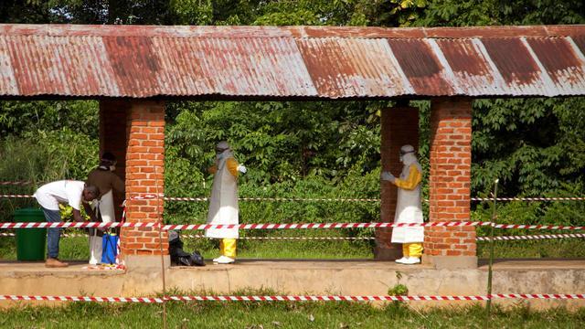 Ebola-epidemie Congo breidt zich verder uit