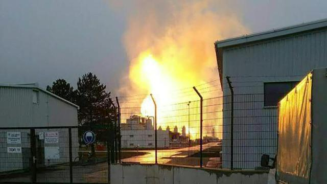 Dode en gewonden door ontploffing gasoverslagstation Oostenrijk
