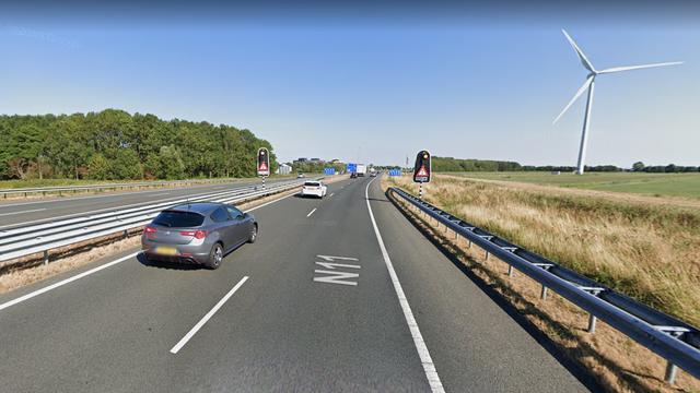 N11 tussen Alpherium en Bodegraven vrijdag en zaterdag afgesloten