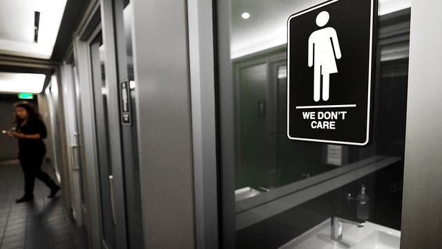 Elf Amerikaanse staten naar de rechter om toiletgebruik transgenders