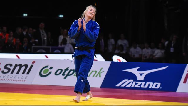 Judoka Polling: 'Voel me een bofkont vergeleken met andere sporters'